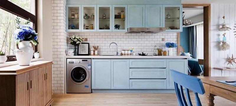 地中海風格,廚房裝修(xiu)設計