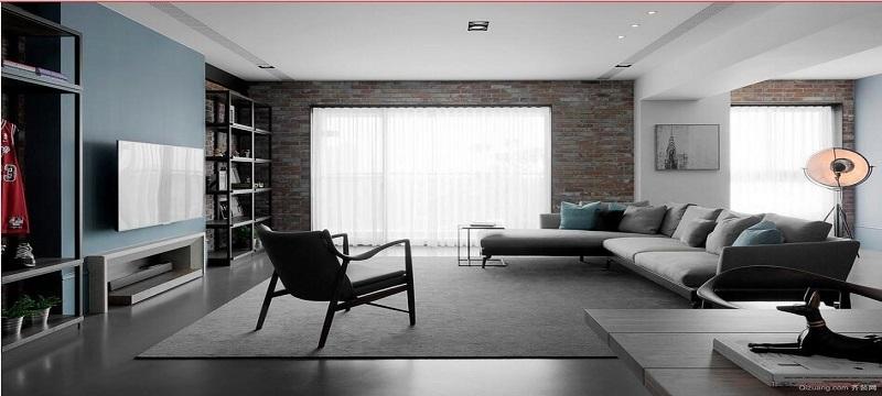意大利尚庭装饰之现代简约客厅