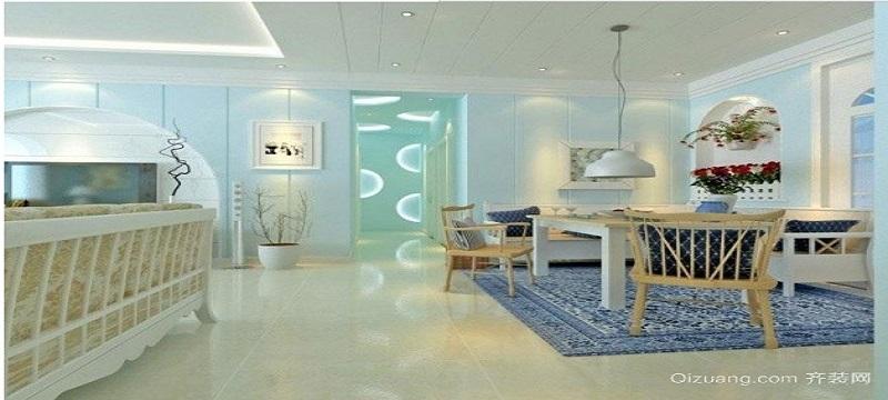 地中海风格家装案例