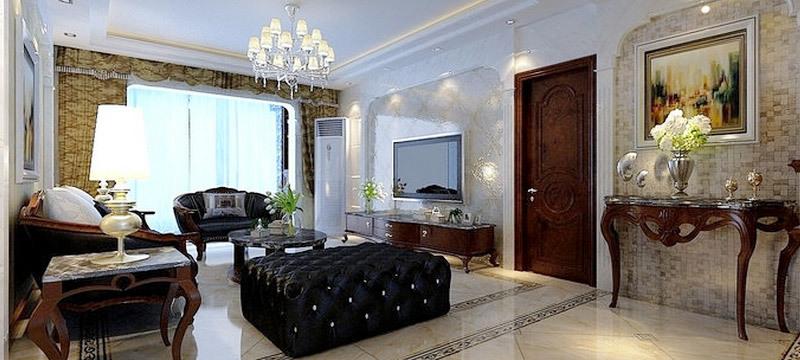 古典风格家装案例