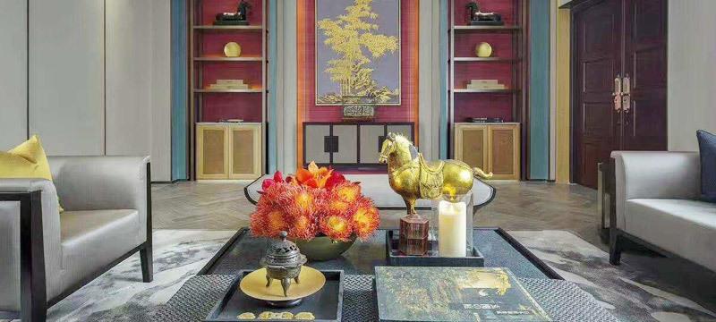 中式风格家装案例