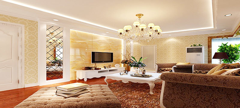 欧式风格家装案例