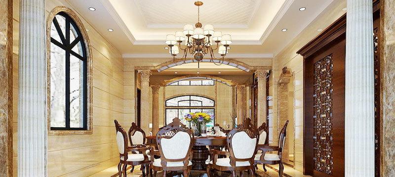 美式家装风格