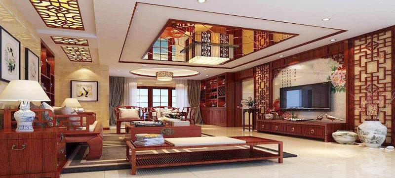 中式風格家裝案例