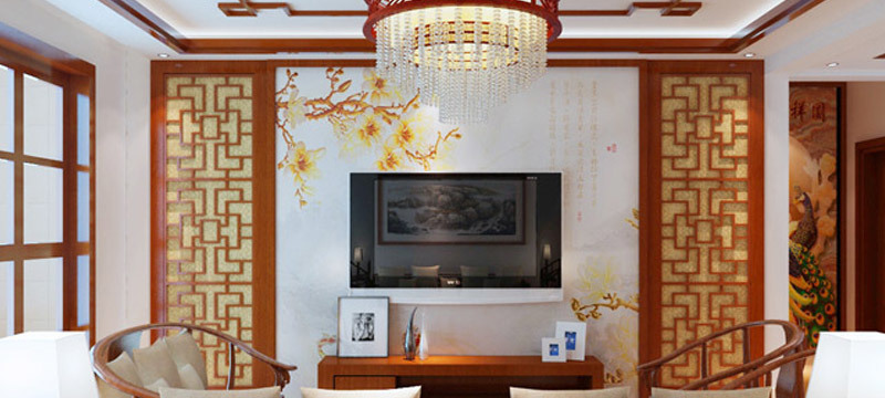 裴岭社区-中式风格