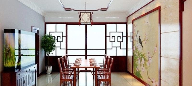 中式风格-中式风格-城市人家装饰