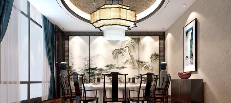 桃林大酒店-中式风格-方洋装饰