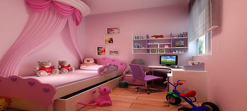 金地花园-粉色童年