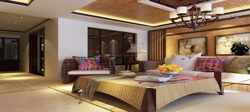 新中式风格家装案例