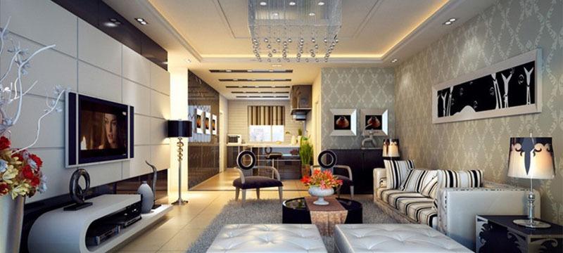 碧桂园-欧式风格-江阴和居装饰