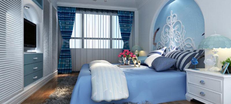 瑞景公园-地中海风格-楼居装饰