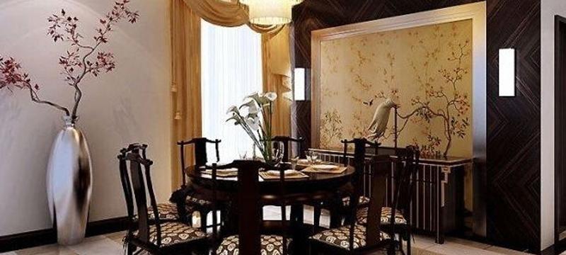 东方明珠-中式风格-三星装饰高港装饰