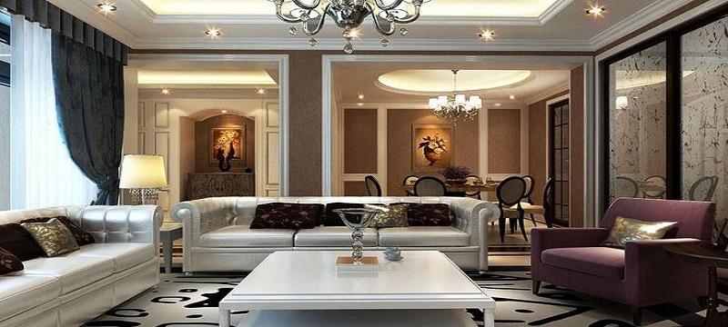 金色美舍-欧式风格-东饰界装饰