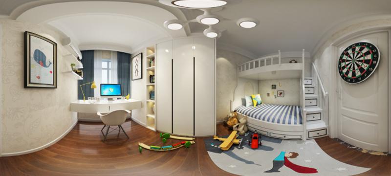 中航樾公館-現代簡約-大自然環保家裝