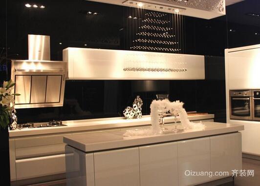 橱柜台面效果图-橱柜台面宽度设计 多种因素需考虑