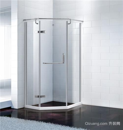 淋浴房常见类型和尺寸大全