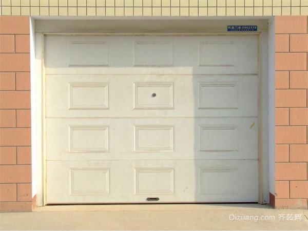 车库门装修效果图