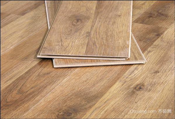 一般分为三层实木复合地板