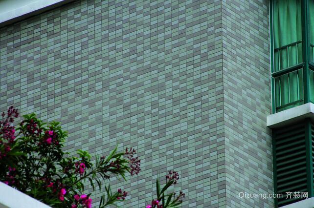 外墙砖装修效果图