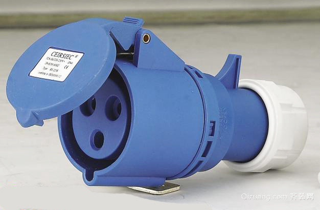 防水插座效果图