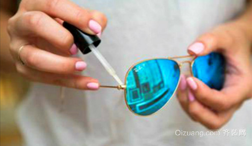 指甲油加固眼镜螺丝.png