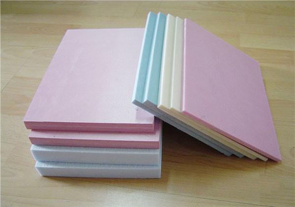 防水板材种类-XPS挤塑板