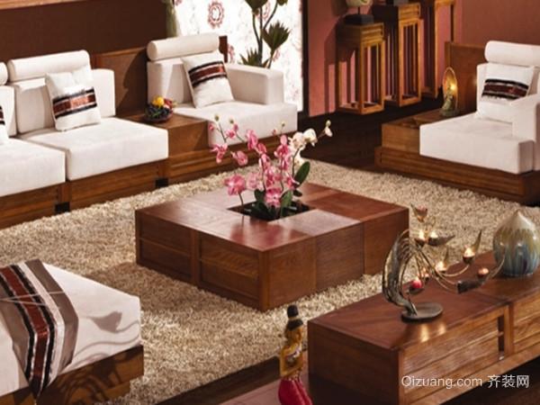 东南亚风格家具六大特点分析图片