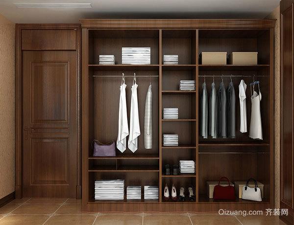 衣柜内部如何设计