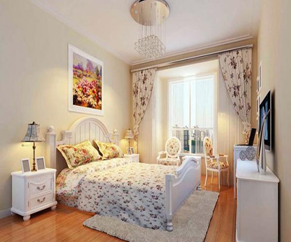卧室装饰画主要采光