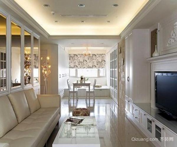 美式风格装修效果图经典案例多功能沙发床