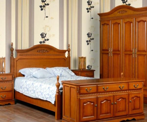 韩菲尔橡木家具