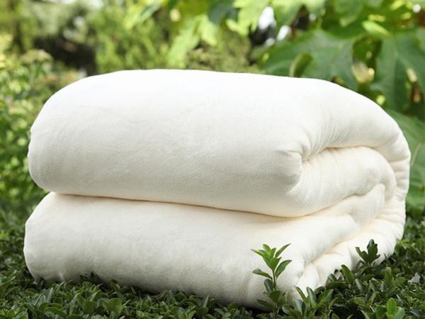 棉花被子图片