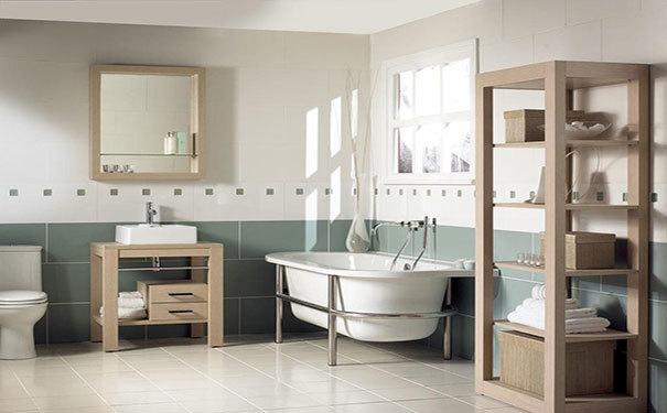 箭牌和科勒的浴室柜的区别