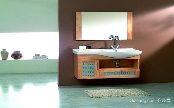 箭牌浴室柜效果图