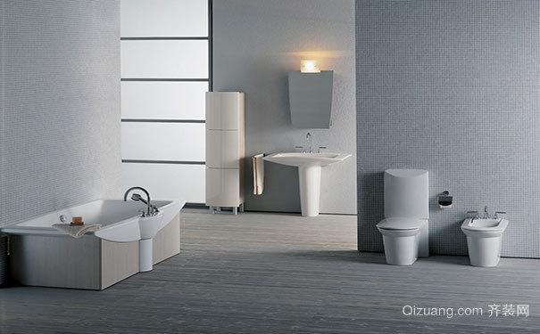 科勒浴室柜效果图