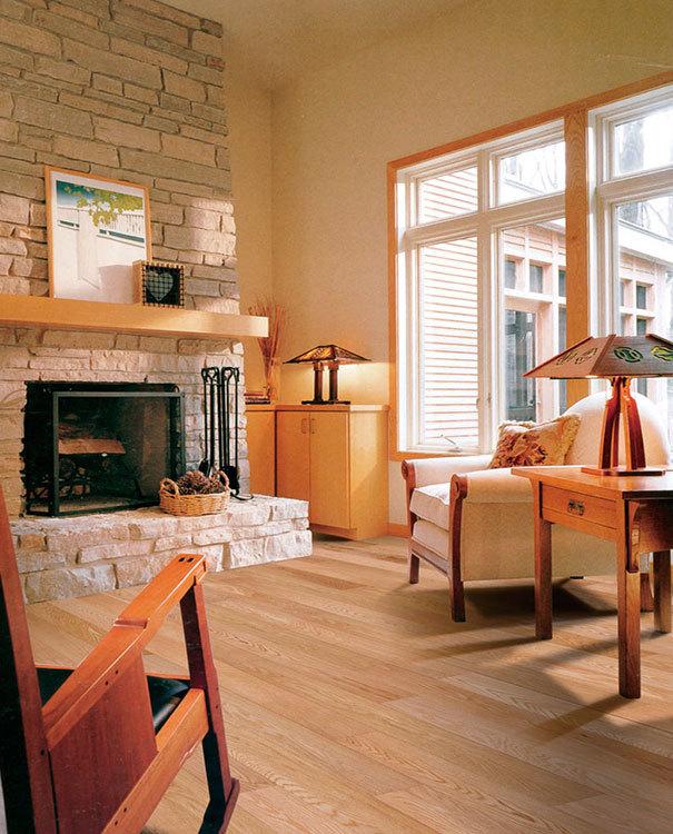 安信木地板的优点