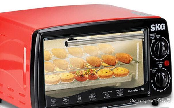 格兰仕电烤箱使用效果图