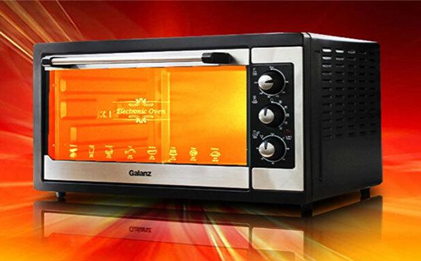 格兰仕电烤箱效果图