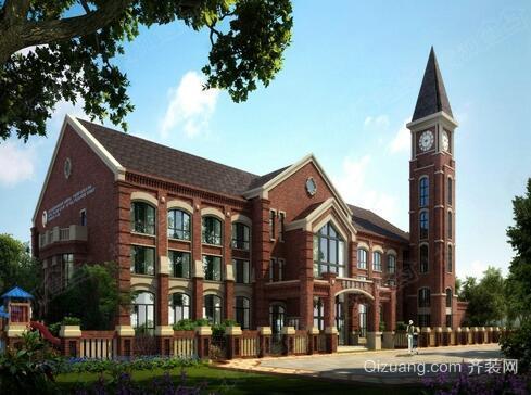 什么是学院派建筑