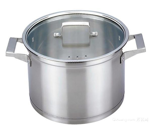 十大不锈钢锅具品牌之七:家能不锈钢锅具