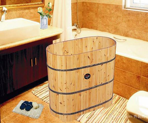 十大沐浴桶品牌排行榜第三位:百山木桶