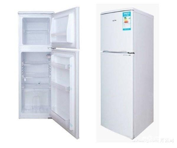 澳柯玛冰箱温度调节