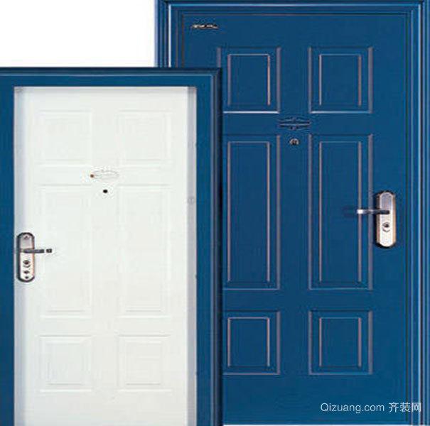 王力安全门和盼盼安全门