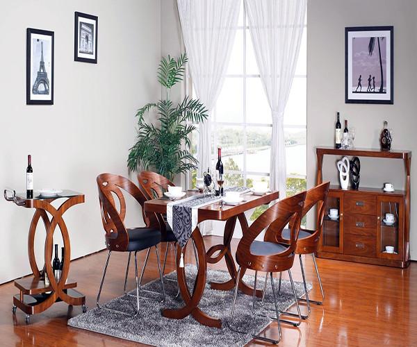 餐厅木家具