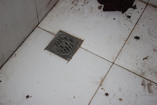 地漏安装步骤1