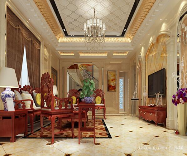 欧式古典家具搭配技巧 欧式风格古典家具特点图片