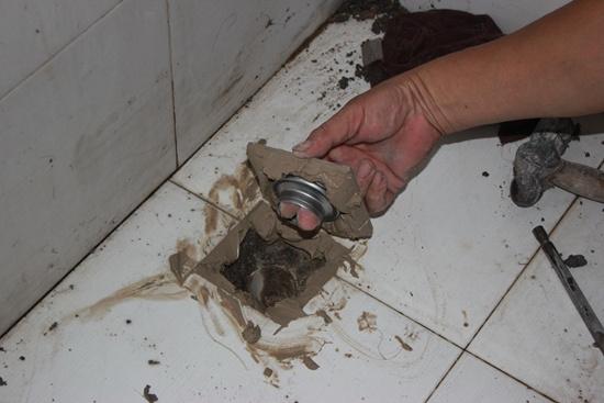 地漏安装步骤11