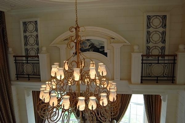 欧式灯具十之艾帮灯具