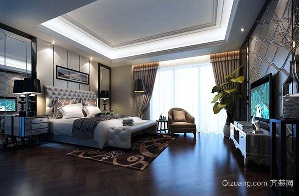苏州三阳腾达装饰工程有限公司卧室设计