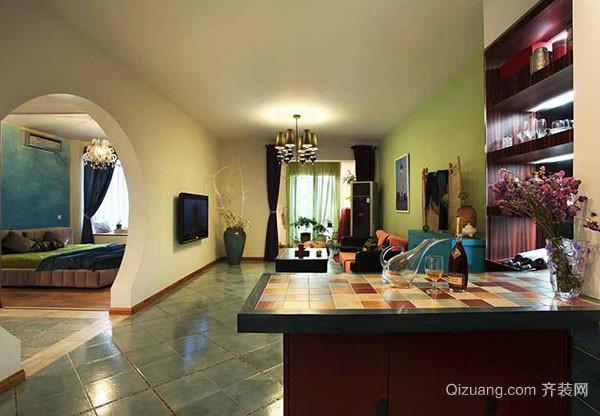 苏州曼村装饰工程有限公司客厅设计